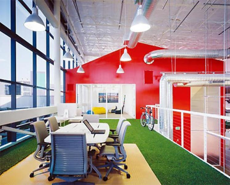 5 Conference Rooms That Inspire Creativity Highfive