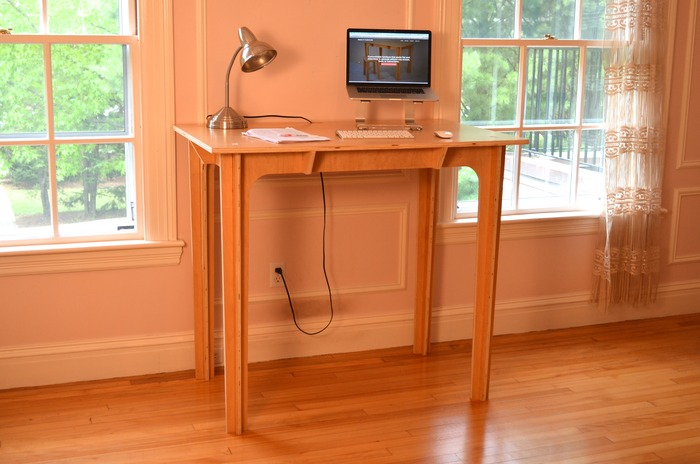 The_press_fit_desk